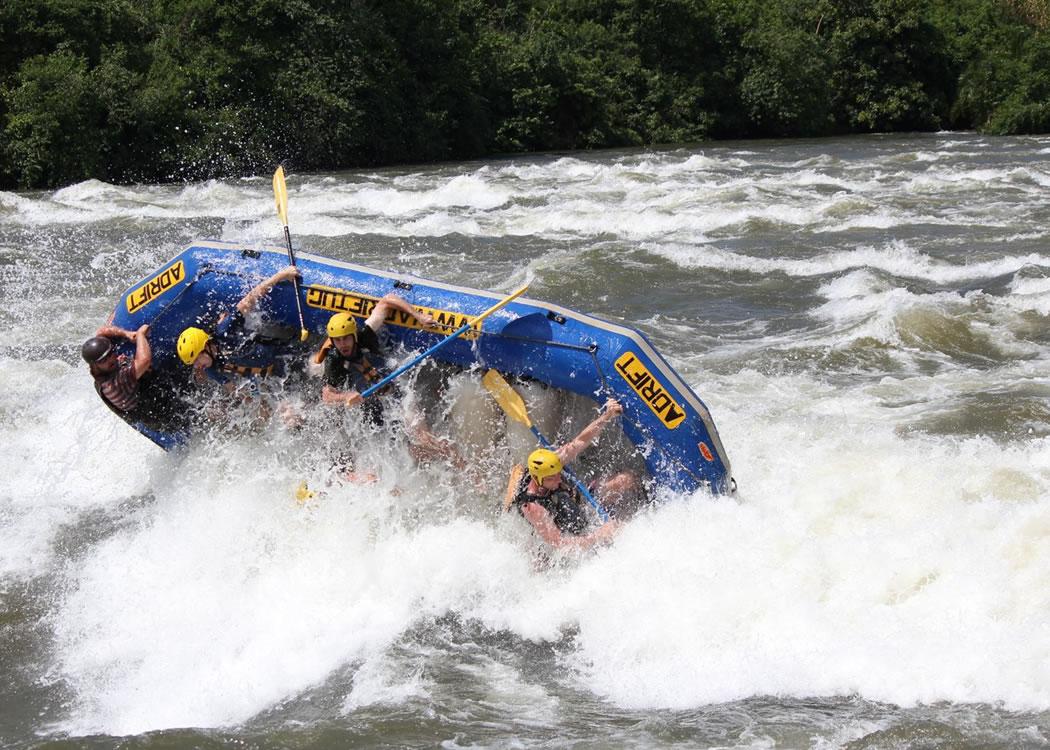 White water rafting Adventures